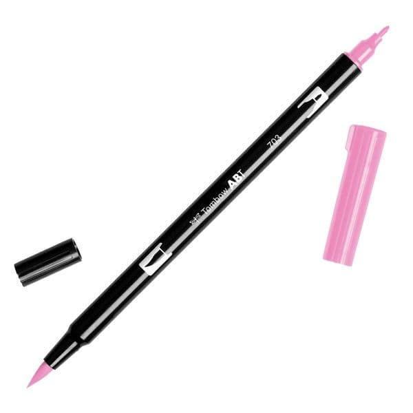 Tombow - ABT Dual Brush Pen - 703 Pink Rose
