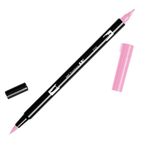 Tombow - ABT Dual Brush Pen - 723 Pink
