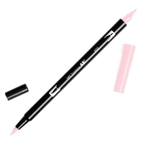 Tombow - ABT Dual Brush Pen - 800 Pale Pink