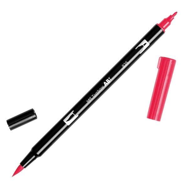Tombow - ABT Dual Brush Pen - 835 Persimmon