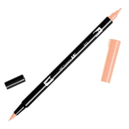 Tombow - ABT Dual Brush Pen - 873 Coral