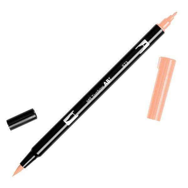 Tombow - ABT Dual Brush Pen - 873 Coral