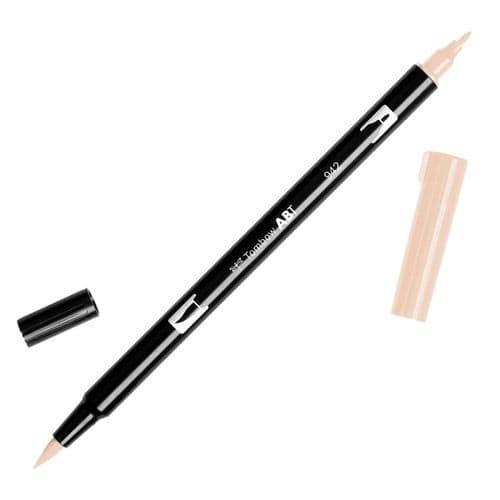 Tombow - ABT Dual Brush Pen - 942 Cappuccino