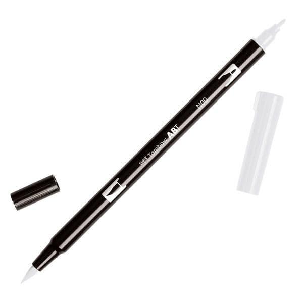 Tombow - ABT Dual Brush Pen - N00 Blender Pen