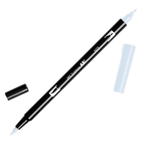 Tombow - ABT Dual Brush Pen - N75 Cool Grey 3