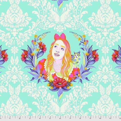 Tula Pink - Curiouser & Curiouser - 44cm - Alice - Day Dream