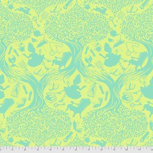 Tula Pink - Curiouser & Curiouser - 50cm - Down the Rabbit Hole - Bewilder