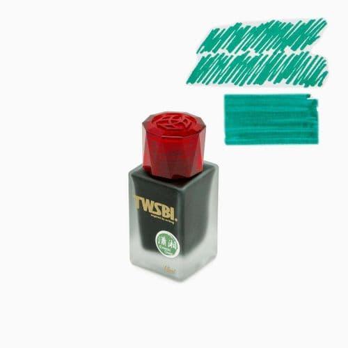 Twsbi - 1791 Ink - Emerald Green