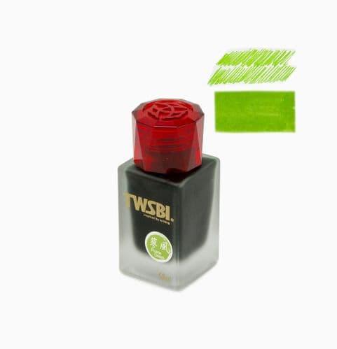 Twsbi - 1791 Ink - Prairie Green