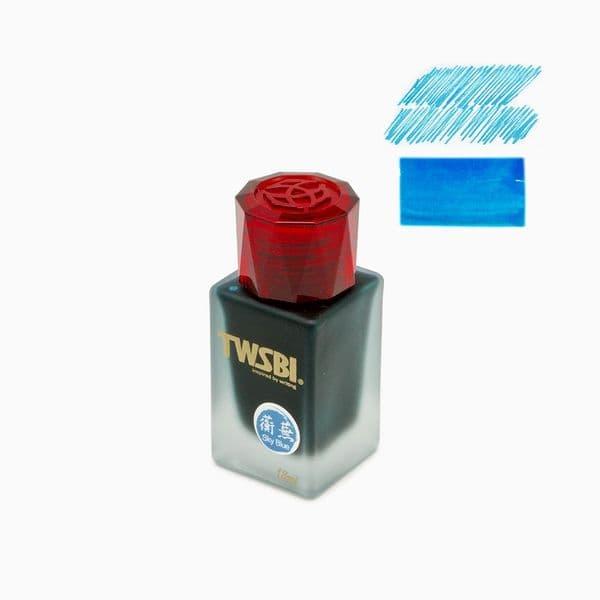Twsbi - 1791 Ink - Sky Blue