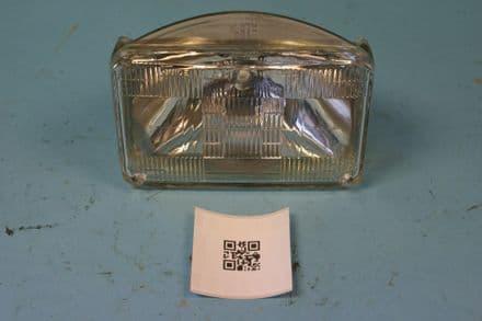 160mm Sealed Beam Headlight, Used Fair