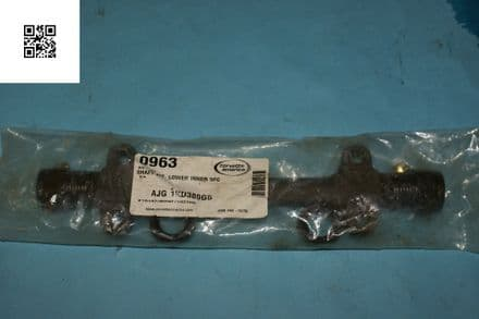1953-1962 Corvette C1 Lower Inner Control Arm Shaft Kit 5 Piece, 0963, New