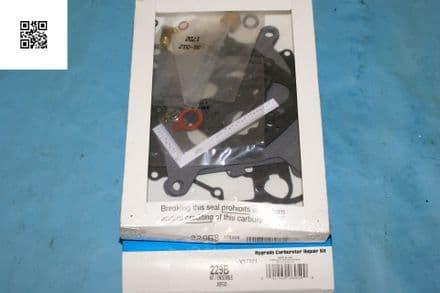 1956-1965 Carter WCFB Non-Aluminium Carburettor Repair Kit, Hygrade 229B, New