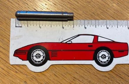"1968 - 1982  C3 Corvette Brake  Servo Booster ROD 2.5"" x 3/8'"