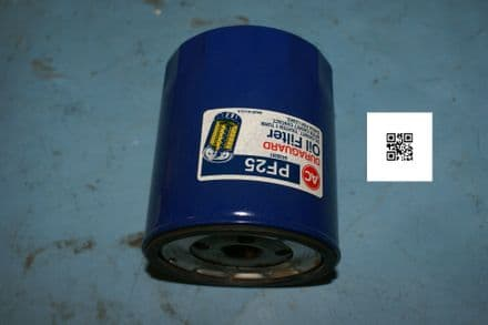 1968-1982 Corvette C3 NCRS Correct Oil Filter,Wix 51069,AC Delco PF25, New