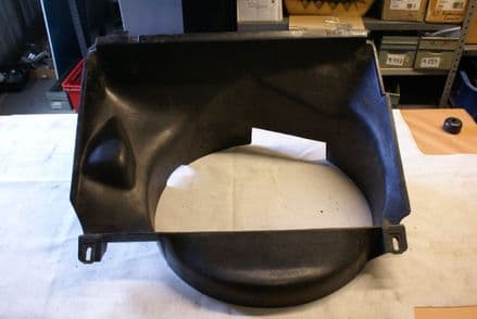 1968-1982 Corvette C3,Radiator Fan Shroud,Used Fair