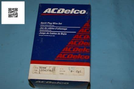 1969-1974 Corvette C3 Ignition Lead Set, 12043782 508N, New