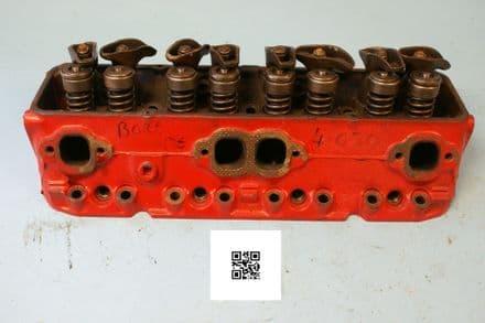1972-1979 Corvette Cylinder Heads 333882, Used Fair
