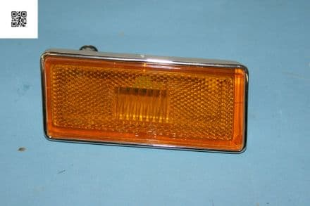 1974-1982 Corvette C3 Rear Right Hand Sidemarker Lamp, GM 362958, New, Box D