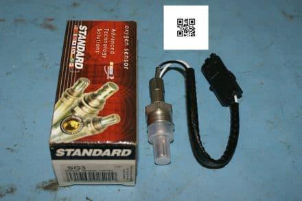 1979-1981 Corvette C3 Oxygen Sensor, Standard SG3, New In Box