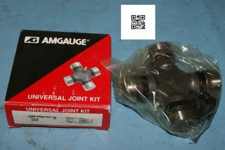1980-1982 Auto Corvette C3 Universal Joint, Amgauge 122, New