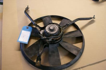 """1980 - 1982  Auxiliary Electric Cooling Fan 15"""" used gm 22017800"""