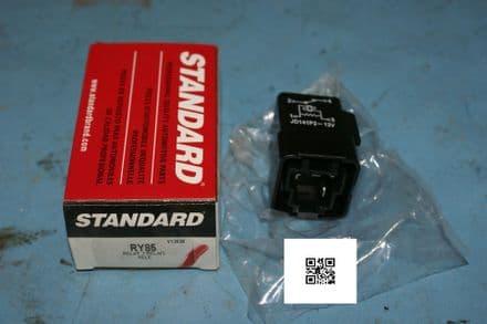 1984-1987 Corvette C4 Single Headlight Relay, Standard RY85, New In Box