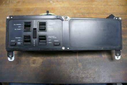 1984-1989 C4 Corvette,Digital Information Console (DIC),Gm 25076711,used