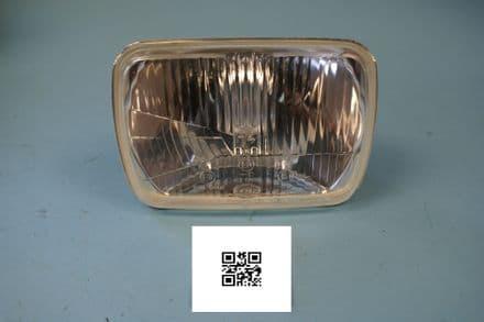 1984-1996 Corvette C4 Hella Headlamp LH Dip, Used Good