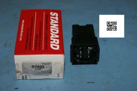 1984-1996 Corvette C4 Power Antenna Relay, Standard RY603, 30129, New In Box
