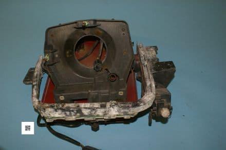 1984-1996 Corvette C4 RH Headlight Assembly 16500348 Bracket, 16500354 Housing, 16500364 Motor, Used