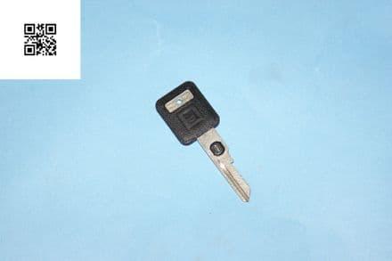 1986-1996 Corvette C4 Single Sided VATS Key #1, GM 26012101, 26019391,  0.4  Ω