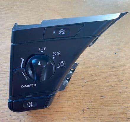 1994-1996 CORVETTE C4 10210758 Headlight SWITCH ,  ASR traction, fog, IP . dome