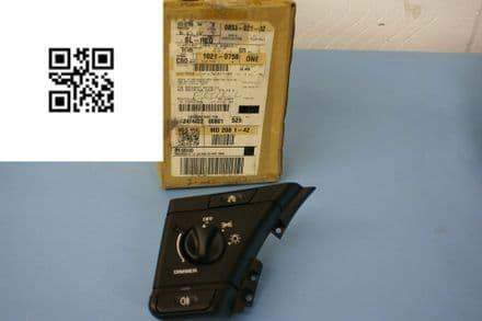 1994-1996 CORVETTE C4 10210758 Headlight Switch, NEW