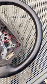 1994 - 1996 Corvette Steering wheel gm 16752389 used