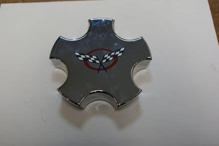 2000-2004 C5 Corvette,Wheel Centre Cap,New