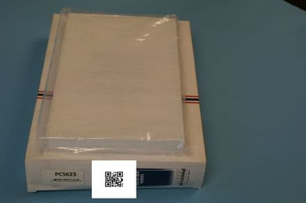 2005-2013 Corvette Interior Cabin Air Filter, PC5623, New In Box