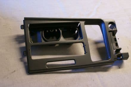 90-91 CORVETTE C4 SHIFT CONSOLE PLATE AUTOMATIC NEW 10085919