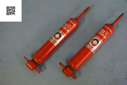 Big D Shock Absorber Delco 500-13 2002425 (Pair), New