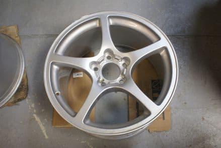 "C5 Corvette,18""x 9.5"" Rear,5 Lug,4.75"" Bolt Pattern,5 Spoke OEM Alloy Wheel,Used V.Good Condidtion"