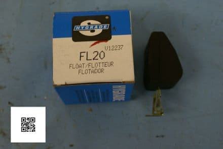 Carburettor Float for Rochester 2bbl, Standard FL20, New In Box