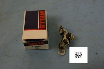 Early Ford, Mercury etc, Points Wells F1093MV, New In Box