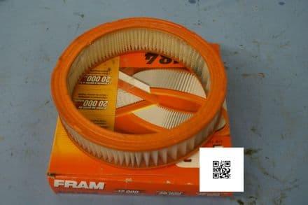 Fram CA184 Air Filter, 25cm x 6cm, New In Box