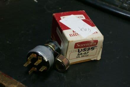 GM  Ignition Switch Sorensen SA-67 US-25 5-Pole