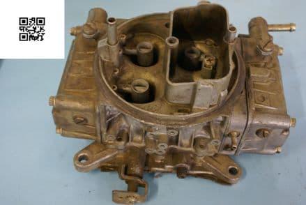 Holley Carburettor 9779 390 CFM, Used Fair