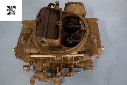 Holley Carburettor LIST-1850-4, Used Fair