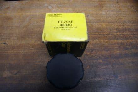 Non Locking Gas Cap,Edelmann 46340,New