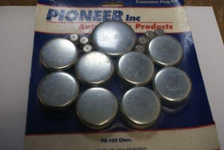 Pioneer Inc,Expansion Plug kit,PE-102,New