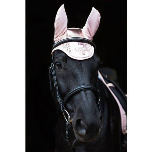 Cavallino Marino Metallic Bonnet - Pink