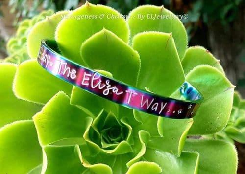 Eliza T Bangle - Sparkle All Day, The Eliza T Way